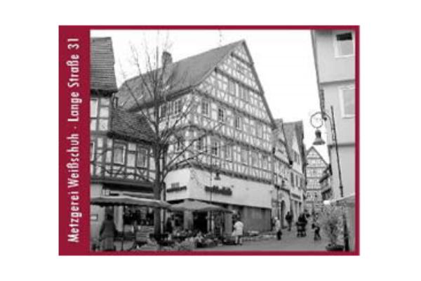 Bild 1 von Filiale Lange Str./ Metzgerei Weißschuh